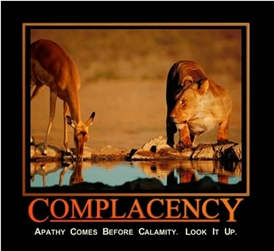 Complacency-Water Hole