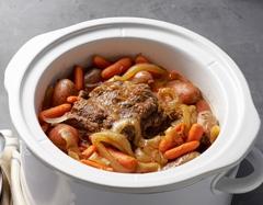 Pot Roast in slow-cooker